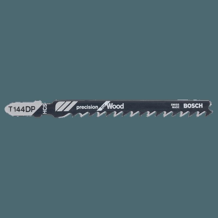 T144DP Hoja de sierra de calar de HCS