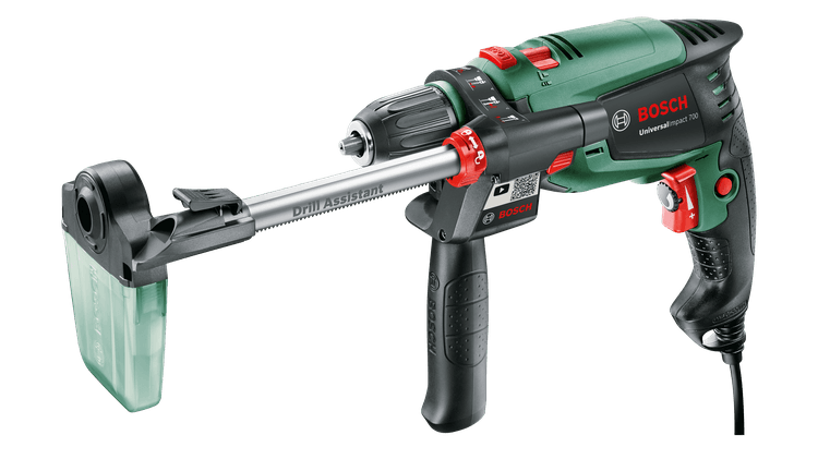 UniversalImpact 700 con Drill Assistant