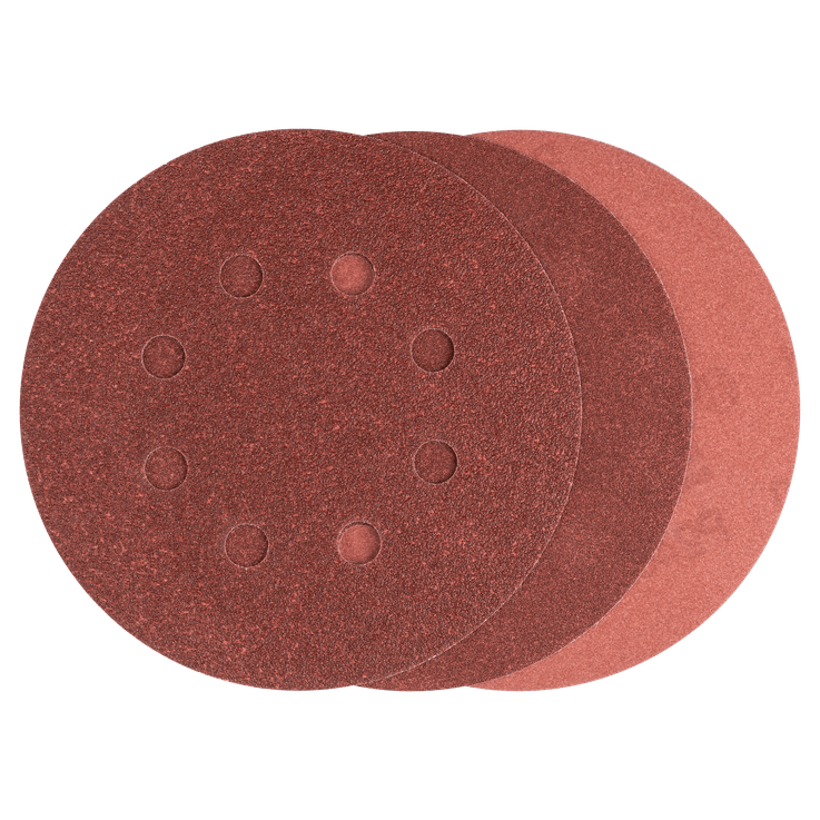 Hiomapaperisarja, 125mm, 25 kpl, lajitelma