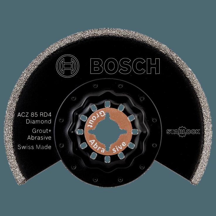 Starlock ACZ 85 RD4, timantti-RIFF-segmenttisahanterä