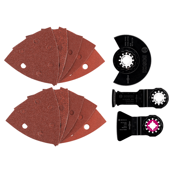 Starlock-sarja yleiskäyttöön, 13 osaa