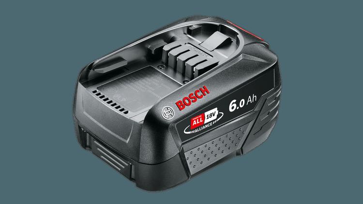Batterie PBA 18V 6.0Ah W-C