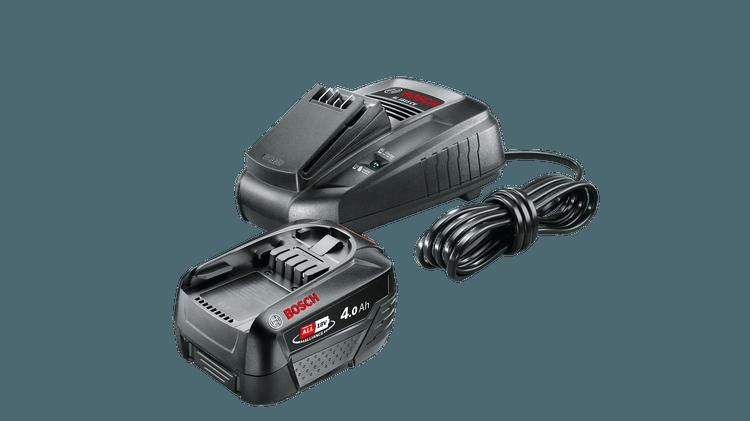 Pack de base 18 V (4,0 Ah + AL 1815 CV)