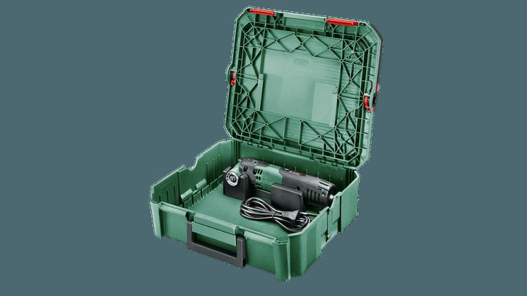PMF 250 CES + Boîte de rangement Systembox