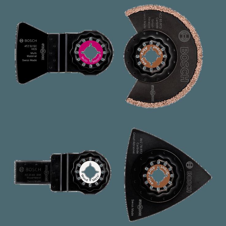 Kit pour carrelage Starlock 4pièces