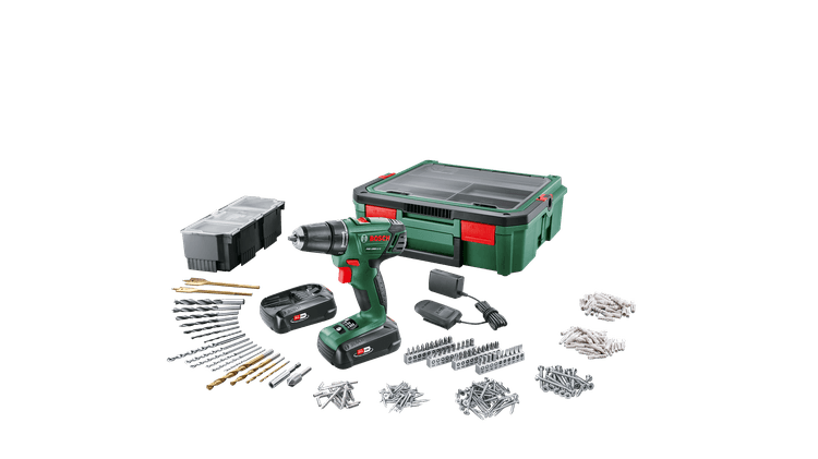 PSR 1800 LI-2 + Boîte de rangement Systembox
