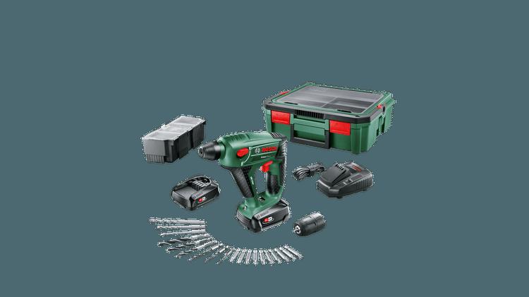 Uneo Maxx + Boîte de rangement Systembox