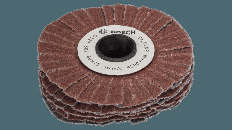 Cylindre abrasif (souple)G120