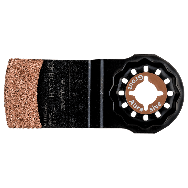 Lame pour coupe plongeante Starlock AIZ 32 RT5 CarbideRIFF