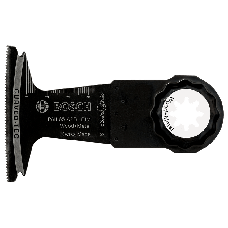 Lame pour coupe plongeante StarlockPlus Bimétal PAII65APB