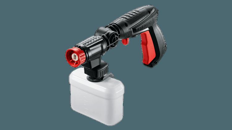 Pistolet à 360°