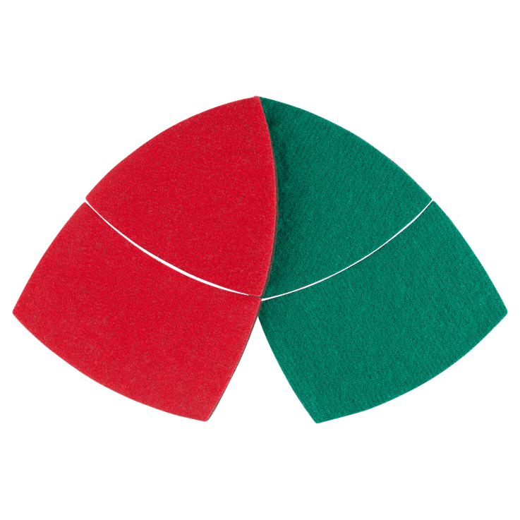 Tisztítófilc és kiegészítő csiszolólap multicsiszolókhoz