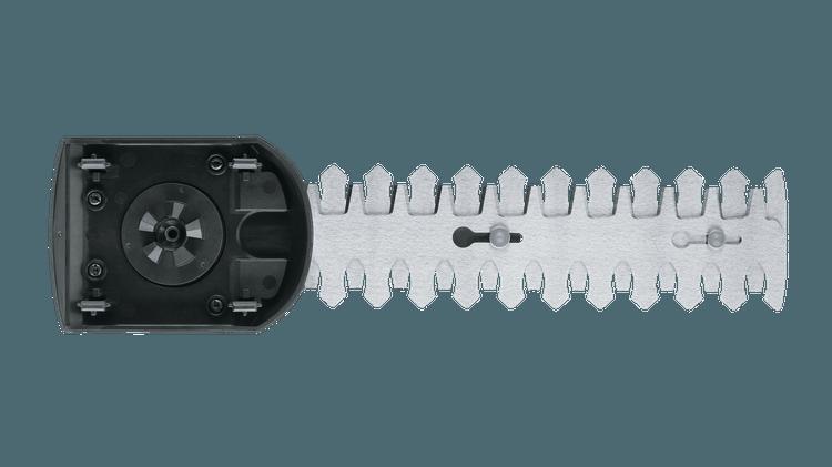 Lama per forbici rifilasiepi AdvancedShear 18V-10 da 200 mm