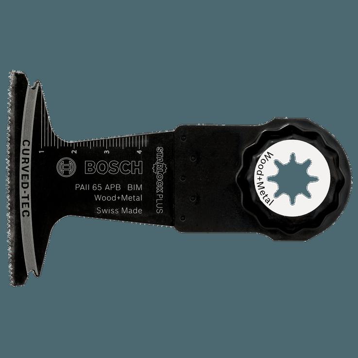 Lama per taglio di punta bimetallica Starlock Plus PAII 65 APB