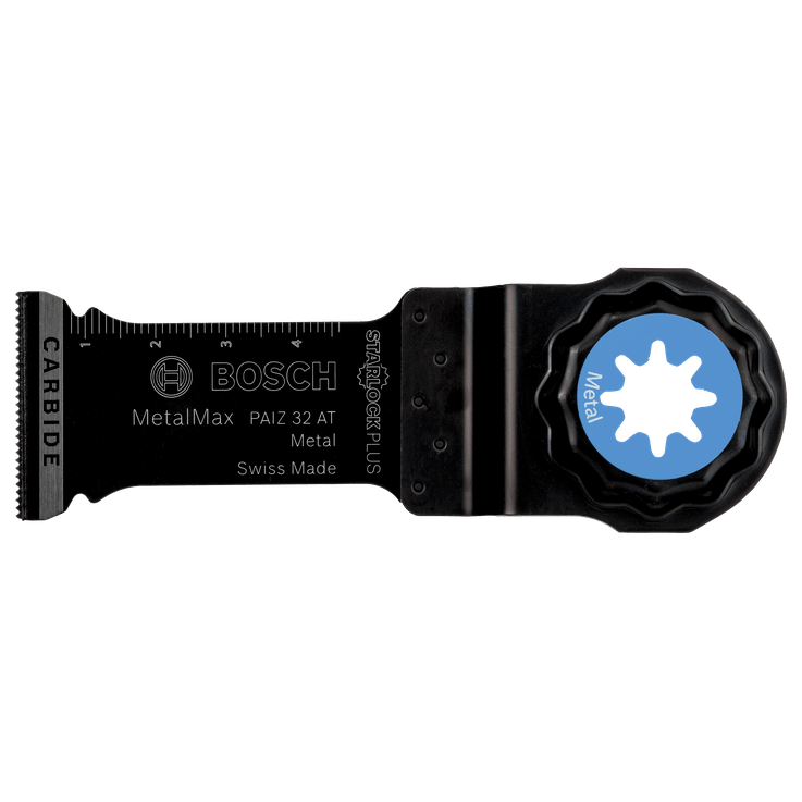 Lama per taglio di punta in metallo duro Starlock Plus PAIZ 32 AT