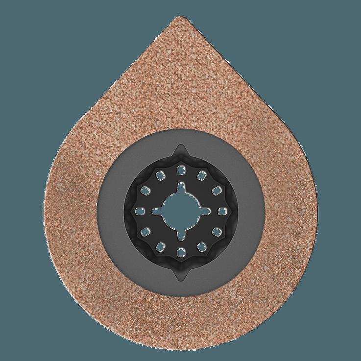 Lama rimozione malta Carbide RIFF Starlock AVZ 70 RT4 3 max