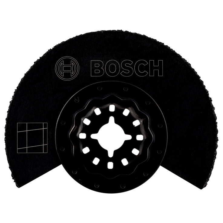 Lama segmentata Starlock in metallo duro