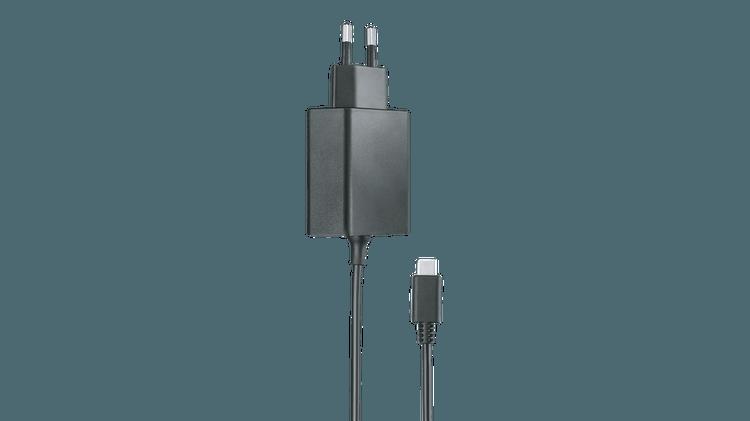 Ricarica rapida USB-C® Fast (27 Watt)