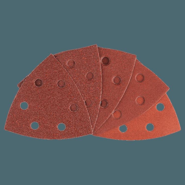 Set di fogli abrasivi da 10 pz.