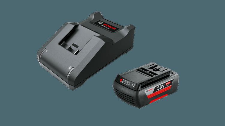 Starter Set da 36 Volt (batteria da 2,0 Ah + caricabatteria AL 36V-20)