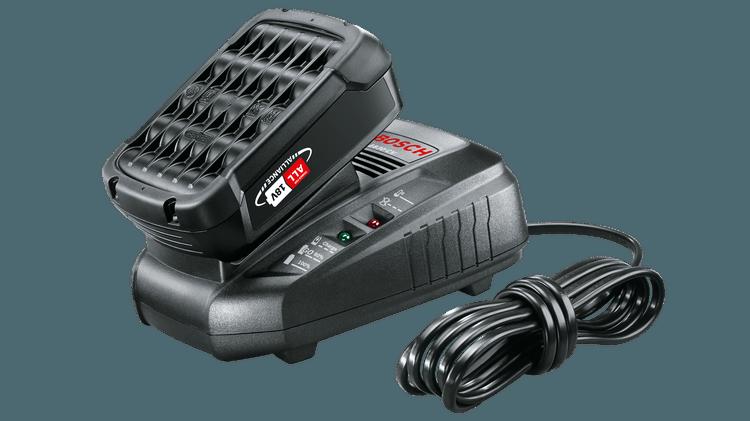 Starter Set 18 V (batteria da 2,5 Ah + AL 1830 CV)