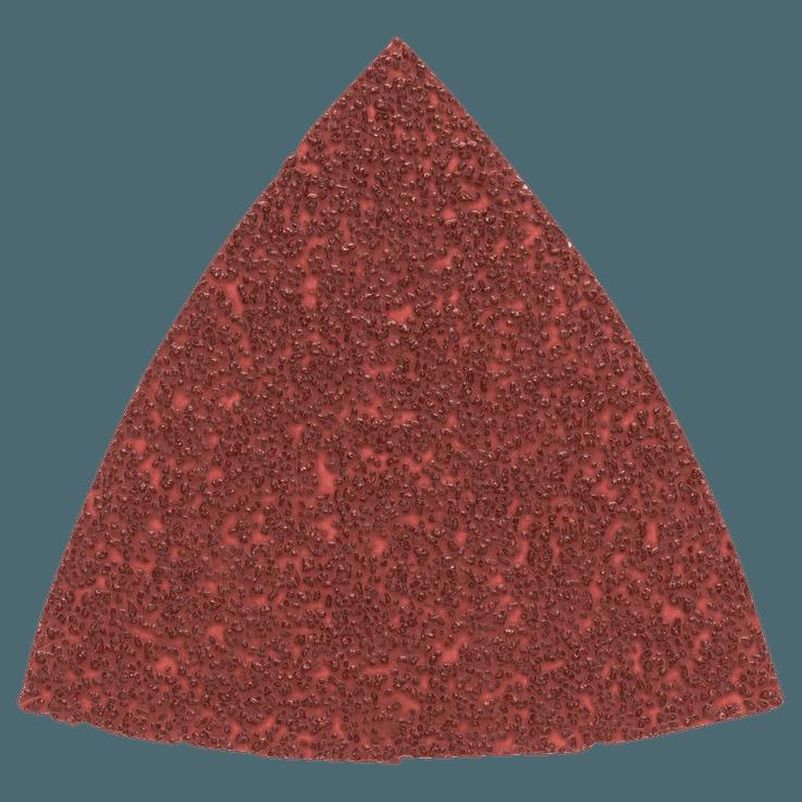 Set di fogli abrasivi 82 mm da 5 pezzi