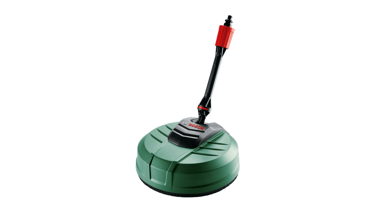 Spazzola AquaSurf 250 per la pulizia di porticati