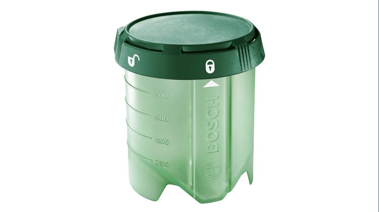 1000 ml dažų konteineris