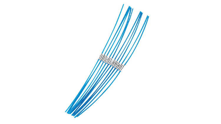 Īpaši izturīga griezējaukla 30cm (2,4mm)
