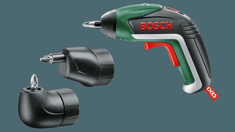 IXO 5 Full komplekts– ar leņķa skrūves adapteri un ekscentra leņķa adapteri