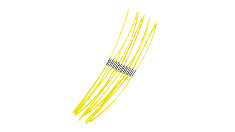 Extra sterke draad 23 cm (2,4 mm)