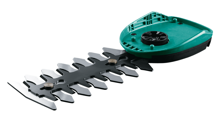 Multi-Click-buxusschaarmes 12 cm (Isio)