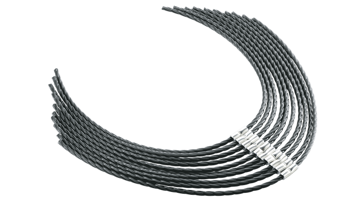 Extra sterke draad 37 cm (3,5 mm)