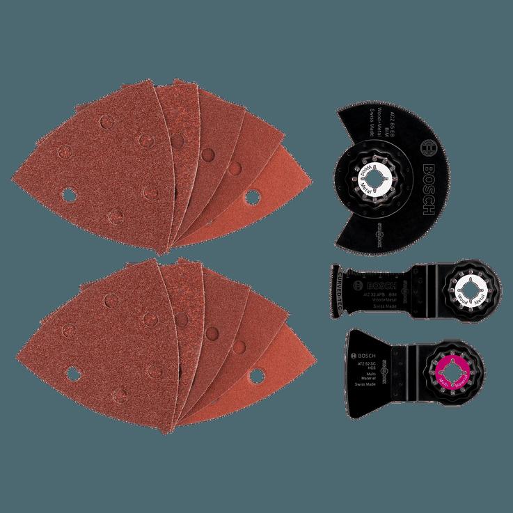 Starlock set universeel 13-delig