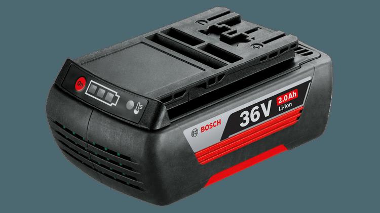 36 V/2,0 Ah lithium-ion-batteri