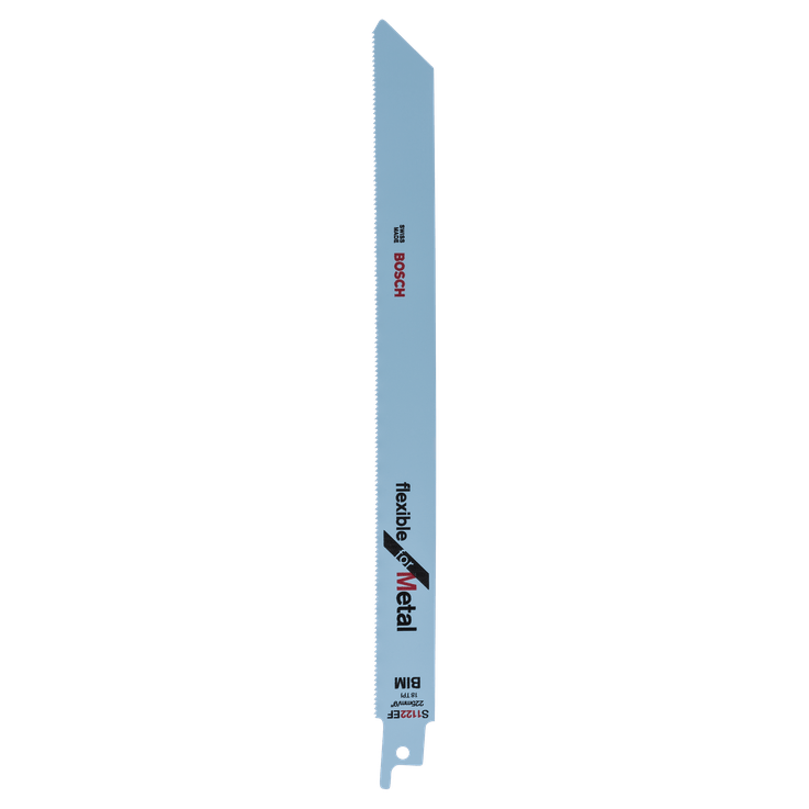 Bajonettsagblad, bimetall, S 1122 EF