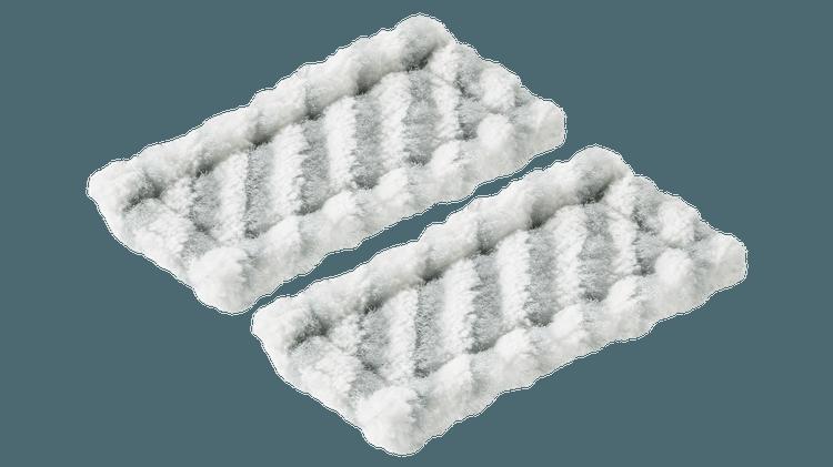 GlassVAC - små mikrofiberkluter