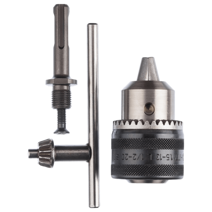 SDS plus-adapter med drillchuck