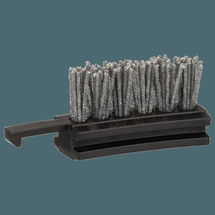 Slipebørste i stål