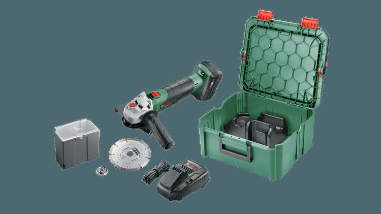 AdvancedGrind 18 + walizka systemowa SystemBox