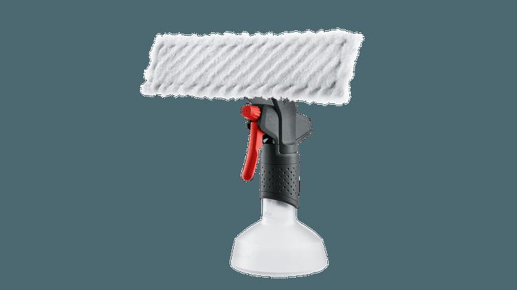 GlassVAC – zestaw z butelką ze spryskiwaczem