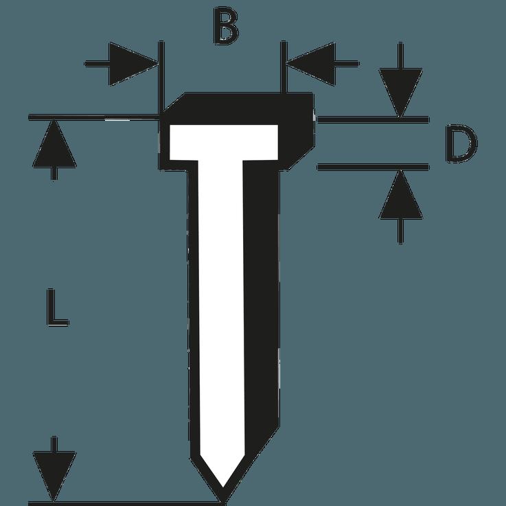 Gwóźdź, typ 48