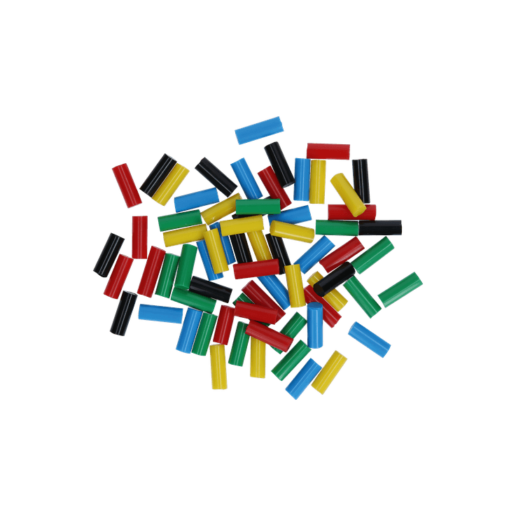 Wkłady Gluey, mieszanka kolorów