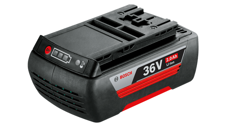 Bateria de lítio de 36 V/2,0 Ah