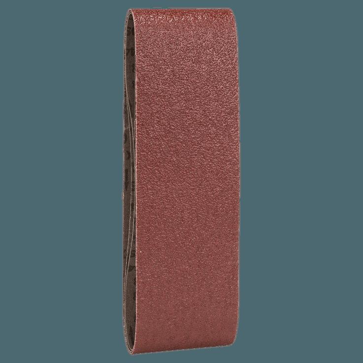 Cintas de lixa, 73 x 533 mm, 3 peças