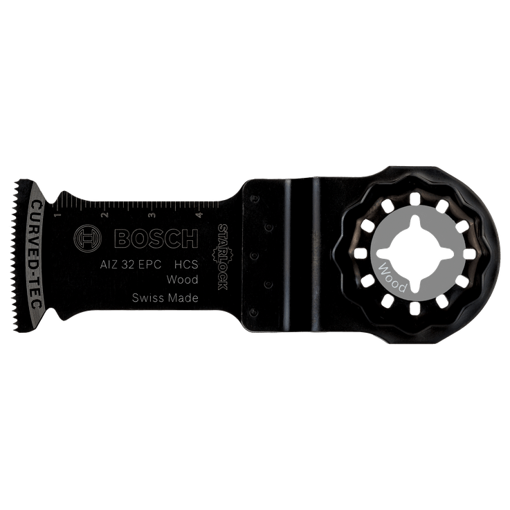 Lâmina de serra para corte de cavidades Starlock AIZ 32 EPC HCS