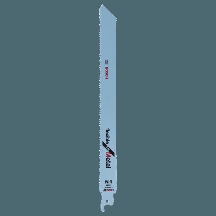 Lâmina de serra sabre, bi-metal, S 1122 BF