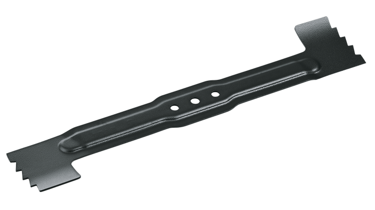 UniversalRotak 36 V cu casetă de colectare de 38 cm şi cuţit accesoriu
