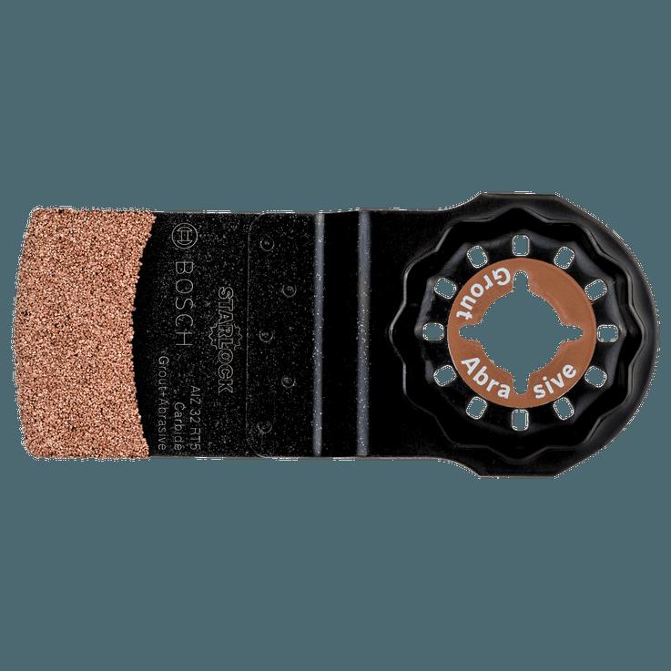 Pânză de ferăstrău pentru tăieturi cu intrare directă Starlock AIZ 32 RT5 Carbide RIFF