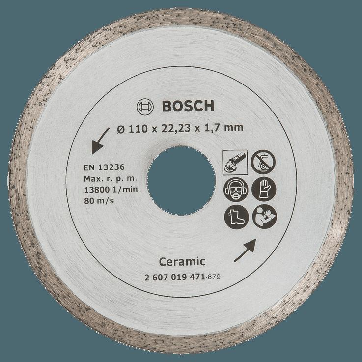 Алмазный отрезной диск для резки плитки